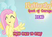 Quest Of Courage de Fluttershy