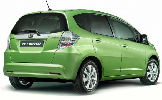 Car Overview: 2013 Honda FIT