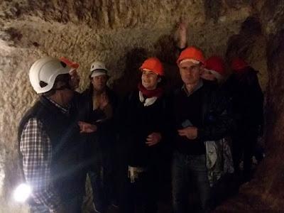 Επίσκεψη της υπουργού Πολιτισμού στο Ευπαλίνειο Υδραγωγείο