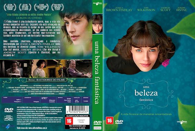 Capa DVD Uma Beleza Fantástica [Exclusiva]