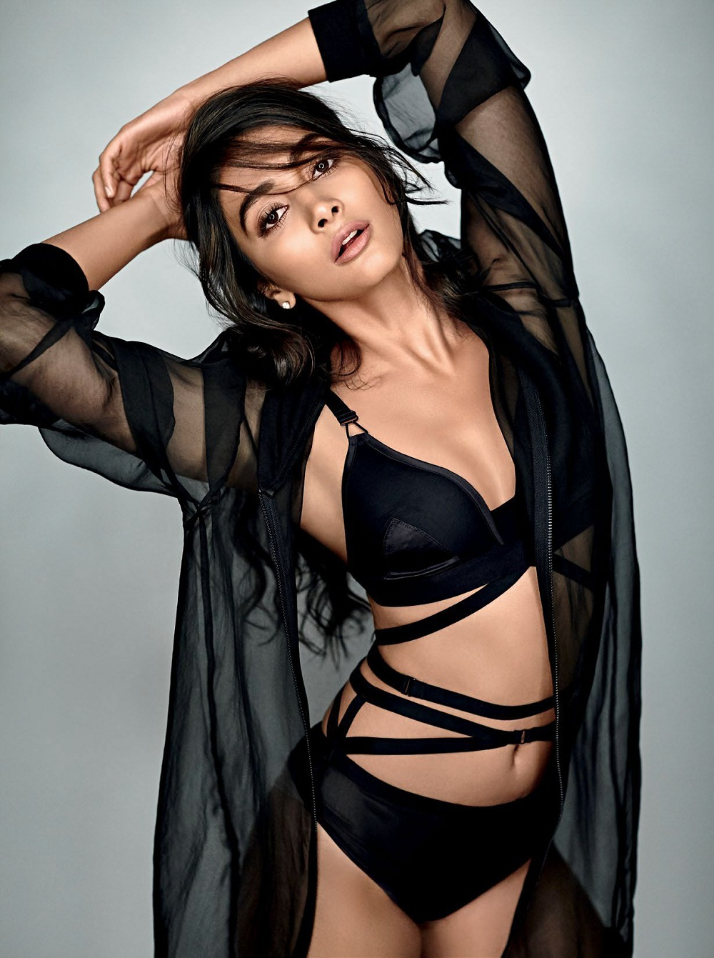 Pooja Hegde Scorching Hot Photoshoot Pics