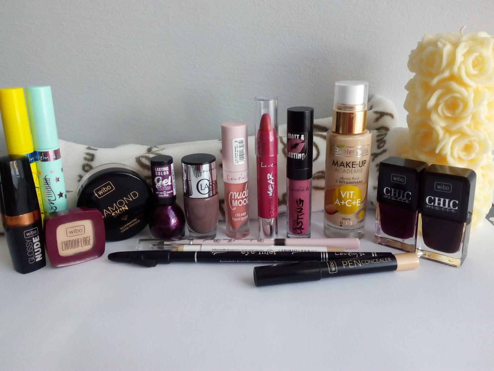 Pin on Beauty ~ Flatlays & Images