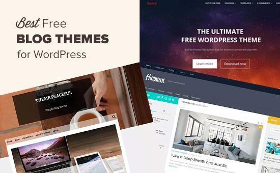 best free wordpress blog themes 2018   Lionode