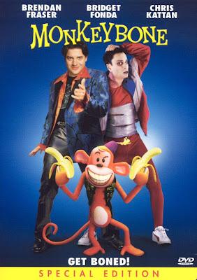 Monkeybone 2001 DVDR NTSC Latino