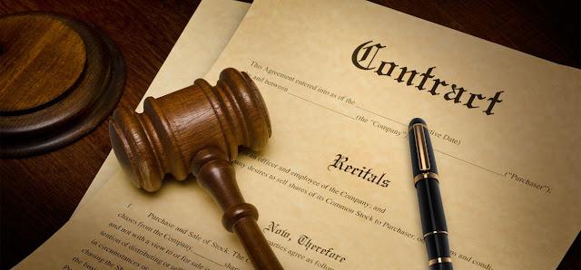 Contratos tipicos y Derecho civil