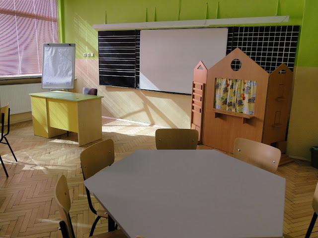 Училищните мебели и оборудване