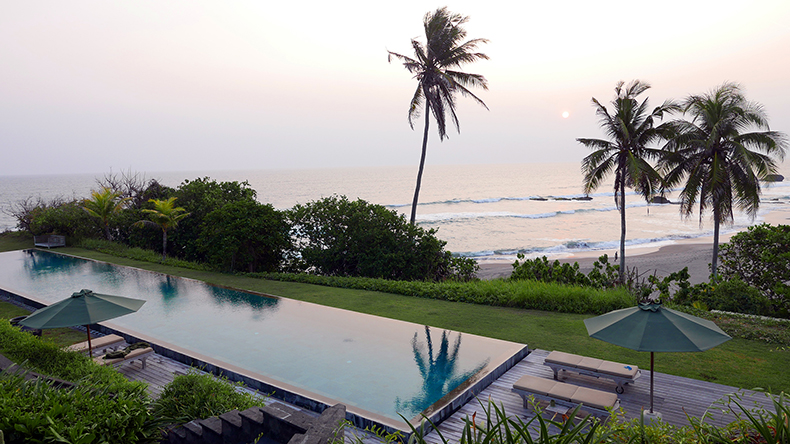 Euriental | fashion & luxury travel | luxury villa in Bali