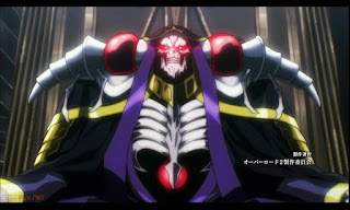 Review Anime Overlord Subtile Indonesia