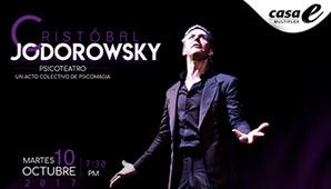 Cristobal Jodorowsky y su Cruzada Psicomágica en Bogotá