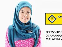 Jawatan Kosong di Amanah Ikhtiar Malaysia AIM - Gaji RM 2,596.00 / RM 3046.00