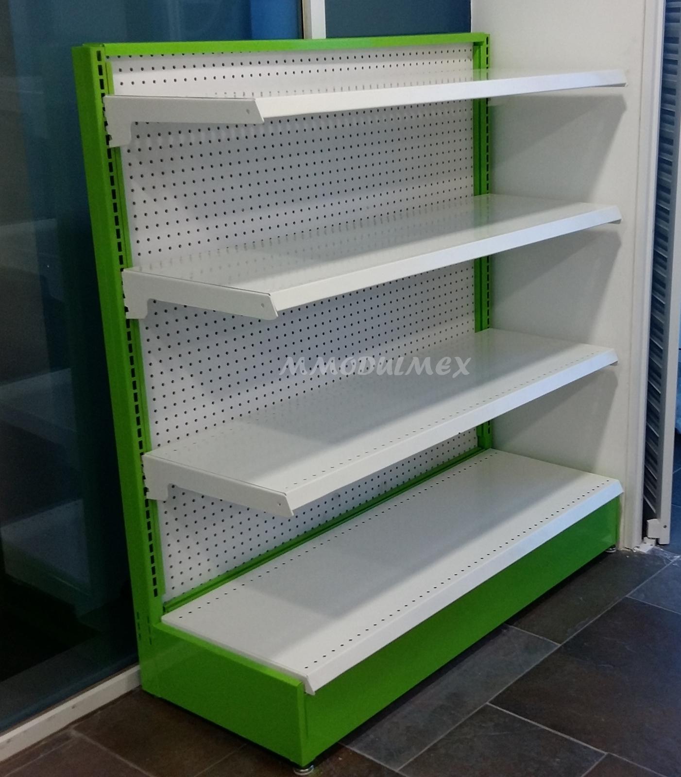 Mostradores vitrinas estantes estanter a anaqueles - Estantes para bodegas ...