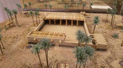 Contoh Rumah Rasulullah Nabi Muhammad Salallahu Alaihis Wa Sallam