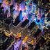 Nova York a 2500 metros de altura