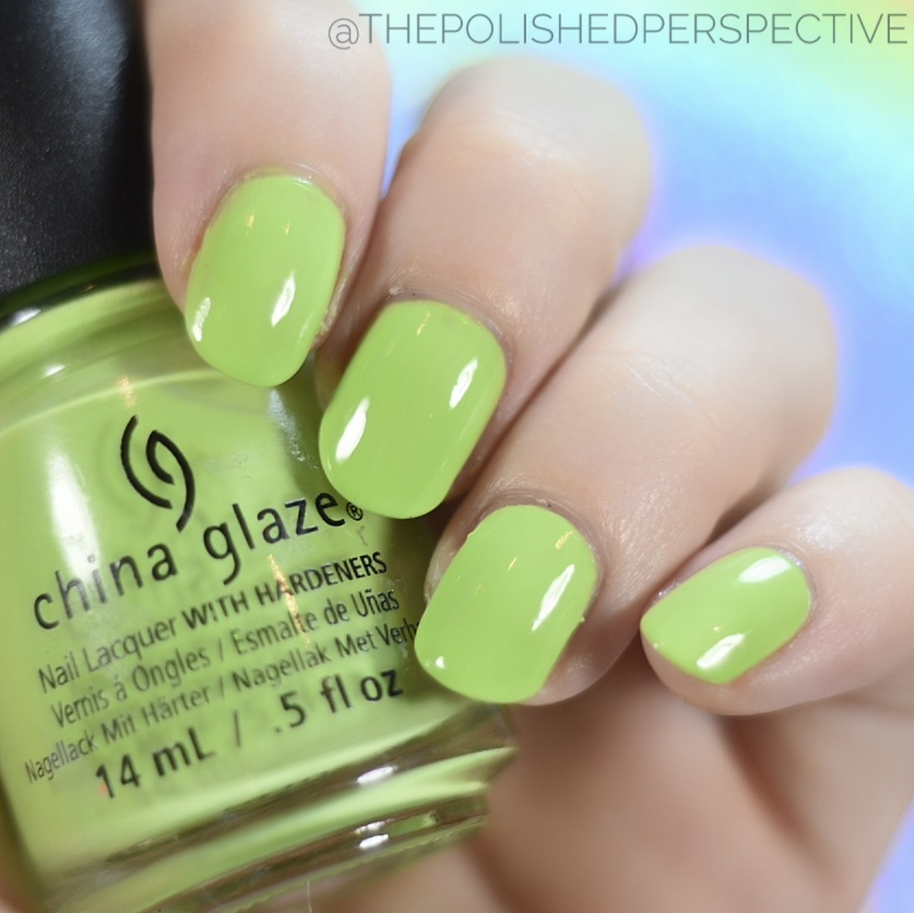 The Polished Perspective: A Year In Color: Green Nail Art