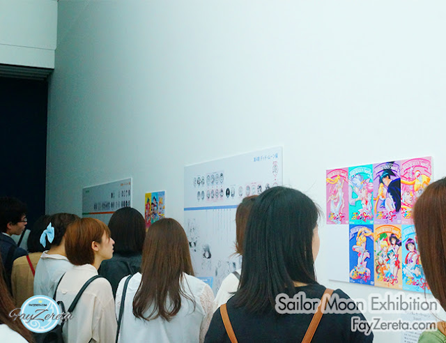 sailor moon exhibition-20