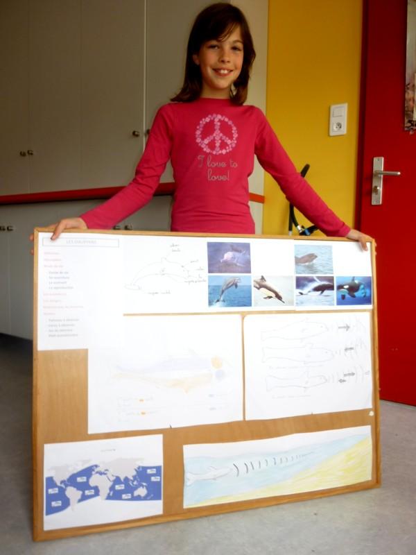 Bienvenue chez les CM2 de l'école ND !: 160. Exposés de classe (Avril 2012)