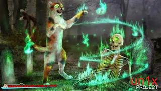 Nekomata Makhluk Misterius Dari Hutan Iblis Beda Dunia