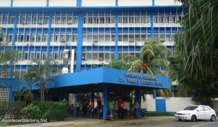 Hospital Pablo Acosta Ortiz