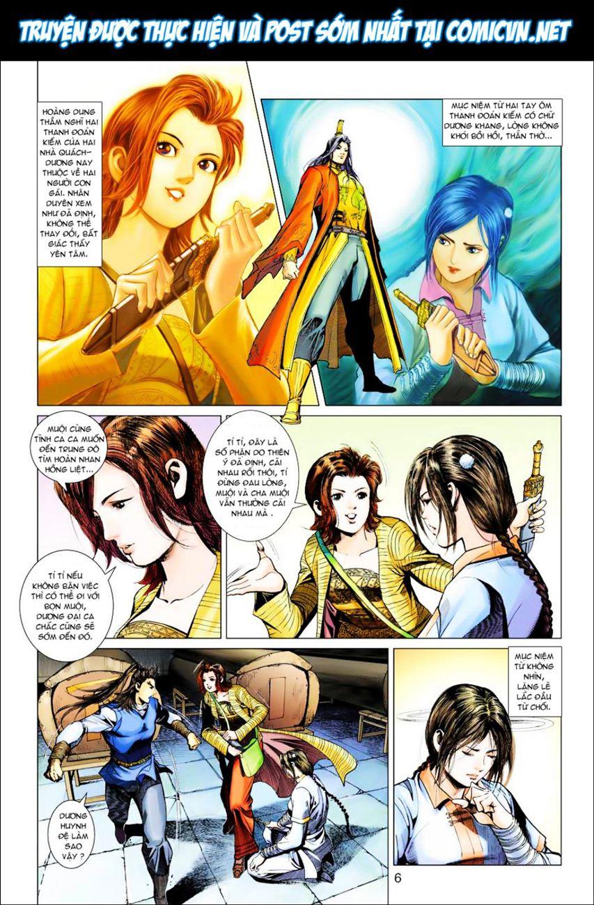 Anh Hùng Xạ Điêu anh hùng xạ đêu chap 39 trang 6