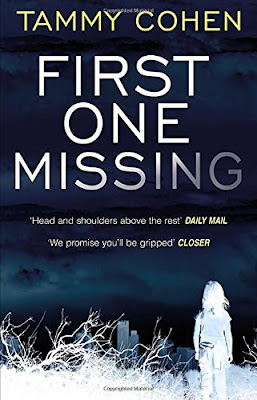 first-one-missing, tammy-cohen, book