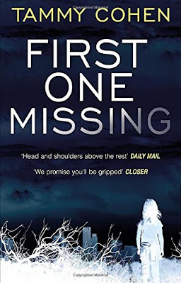 First One Missing by Tammy Cohen book cover