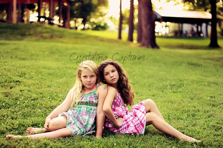 Crystalina Captures Pretty Little Divas