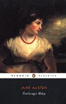 Northanger Abbey by Jane Austen Penguin book cover