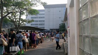 バンコク日本人学校ゲート