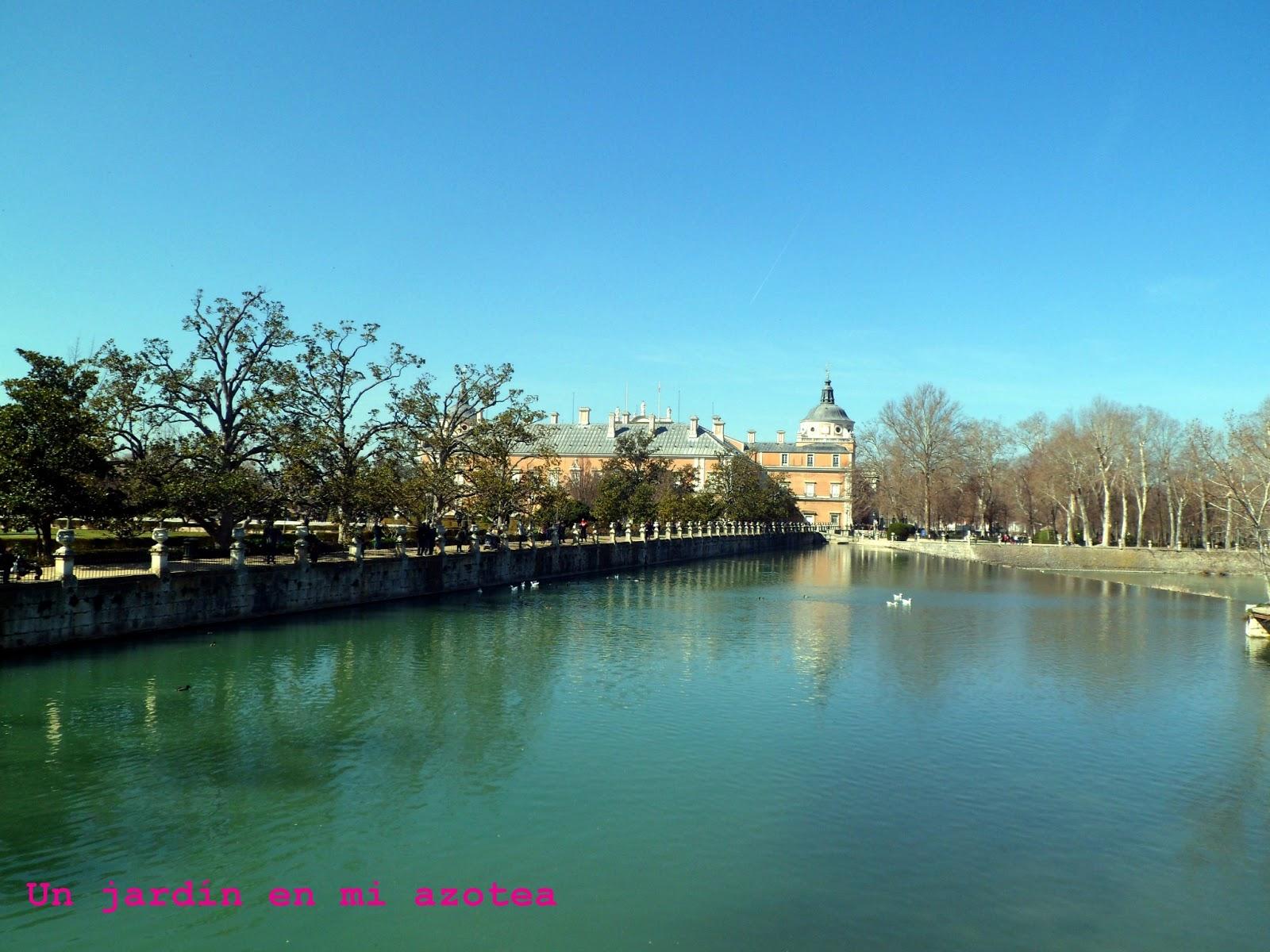 Un jard n en mi azotea el jard n de la isla de aranjuez for Jardin de la isla aranjuez
