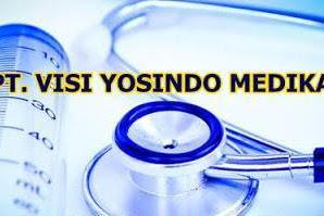 Lowongan Kerja PT. Visi Yosindo Medikal Pekanbaru Agustus 2018