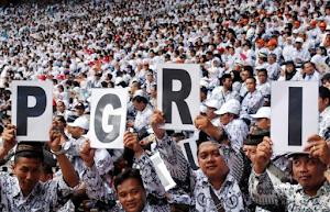 PGRI Usul Jadi Organisasi Profesi