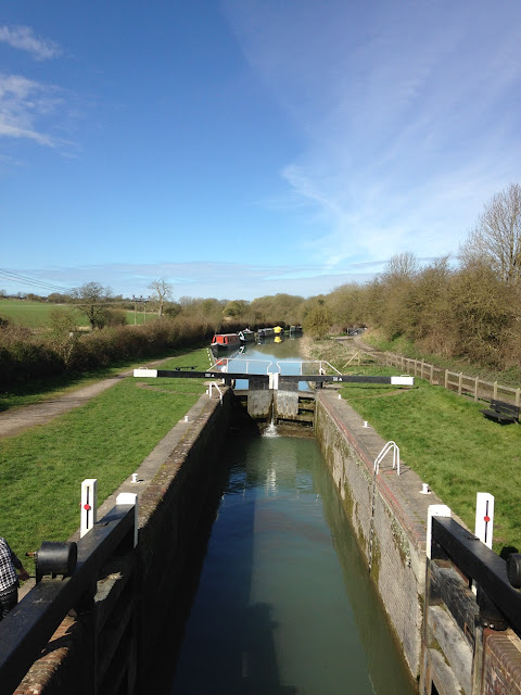 Kennet and Avon Canal, near Crofton