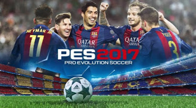 PES Jogress 2017 PPSSPP ISO + Save Data