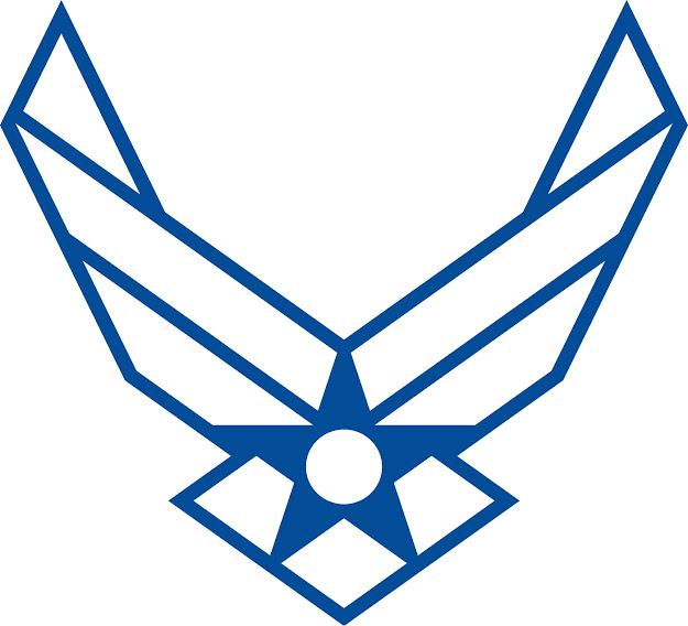 Vector Image Air Force Emblem Clip Art