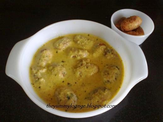 Recipe of Shahi Malai Kofta