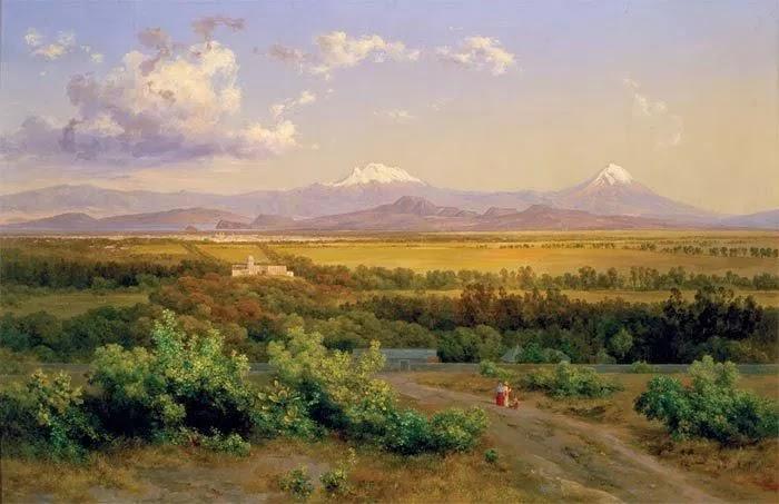 О художнике пейзажисте