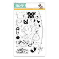 SSS OH BABY Stamp set - Best Days