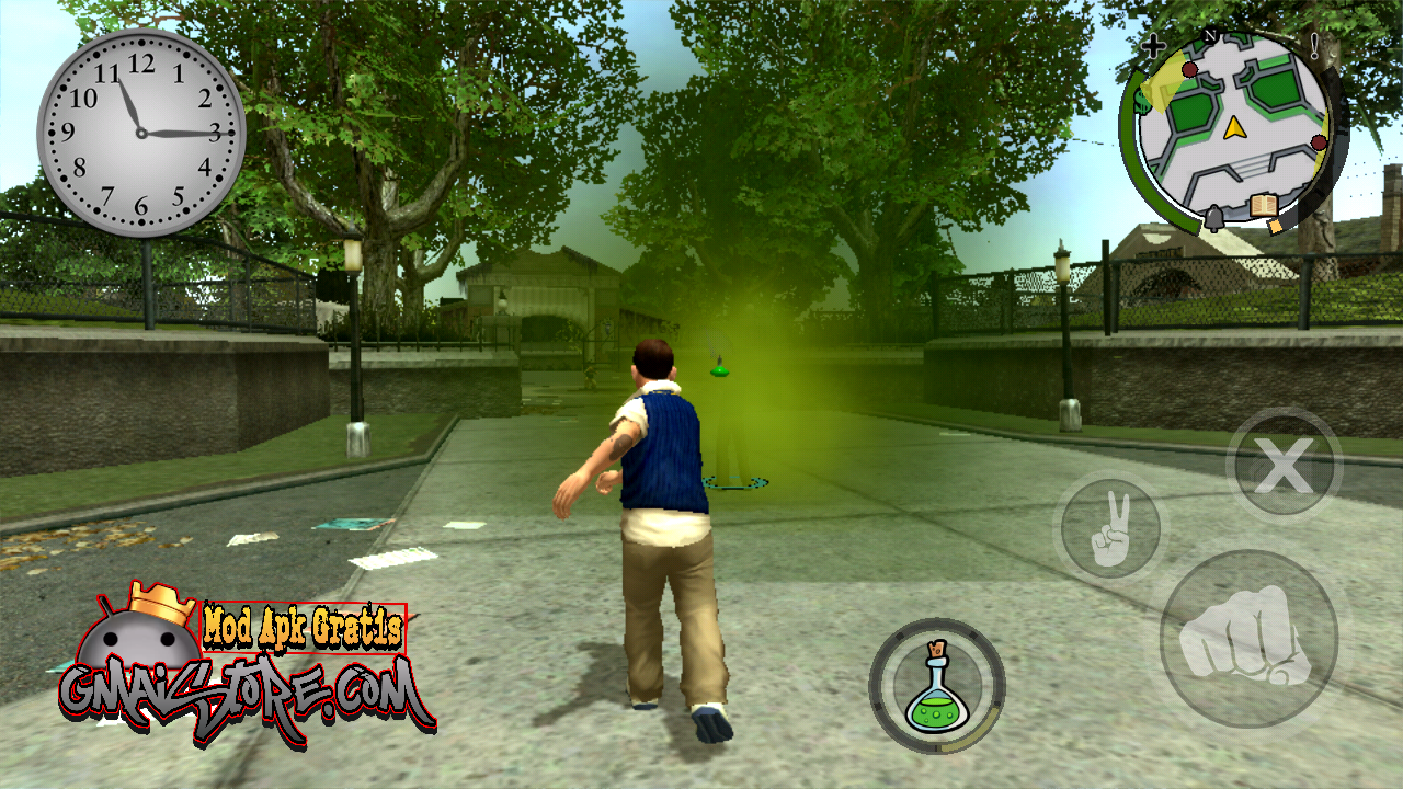 Game Bully LITE Full MOD APK Android terbaru
