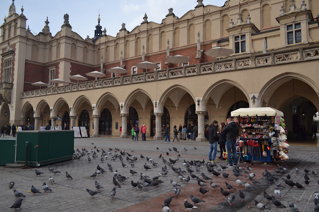 Cloth hall Krakow