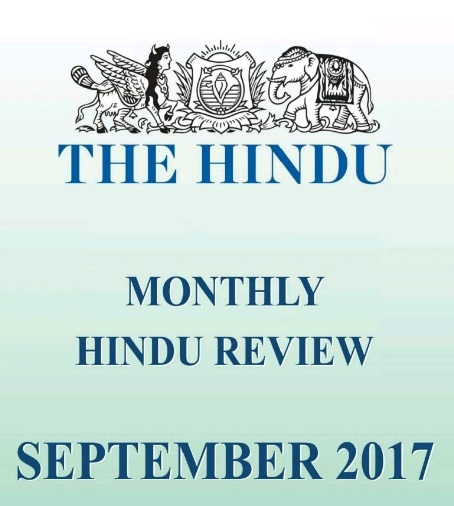 The Hindu Review On September 2017 Download Pdf