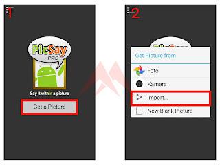 Cara Membuat Quotes Keren Kekinian di Picsay Pro