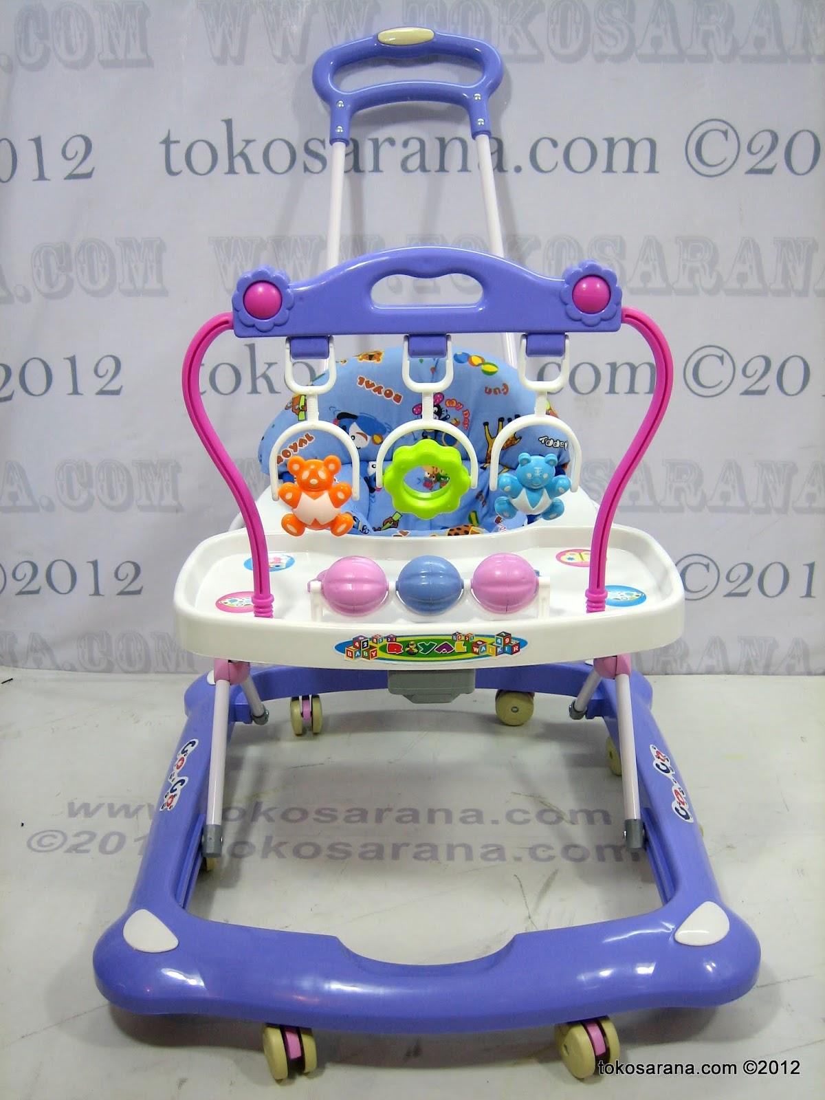 tokosarana™ | Mahasarana Sukses™: Baby Walker Royal RY2288 ...