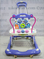 Royal RY2288 Hanging Toys Baby Walker