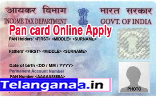 How to apply for the PAN card in Karnataka