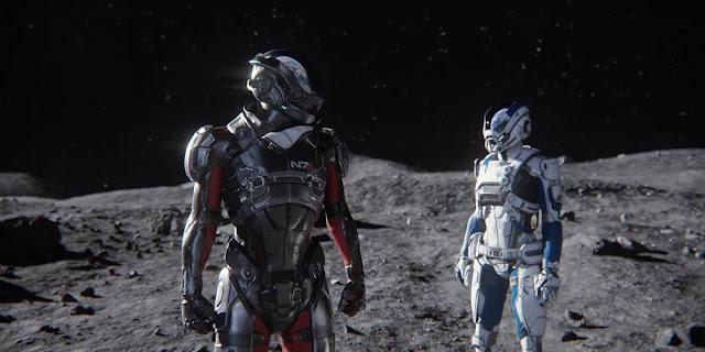 Mira el increíble tráiler de lanzamiento de Mass Effect Andromeda