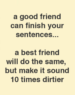 Funny Bestie Quotes