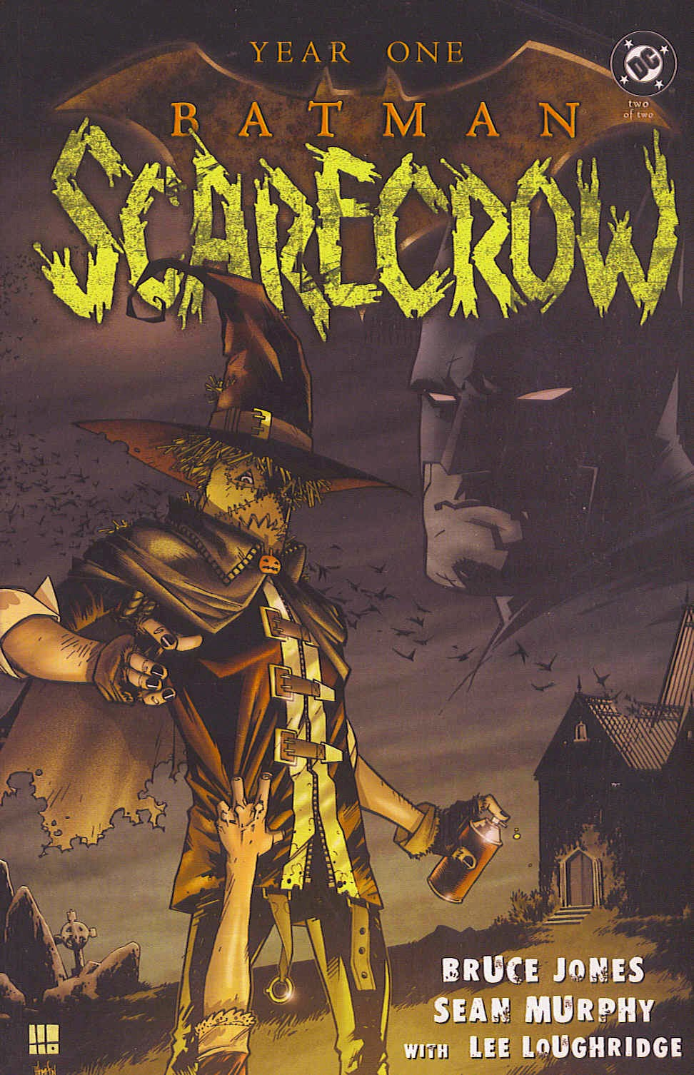 sean murphy screcrow