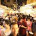 Phố lồng đèn Sài Gòn đông đúc khách trước trung thu