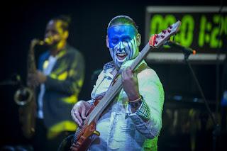 Snow Owl: la celebración del espíritu humano en Jazz al Parque - Colombia / stereojazz