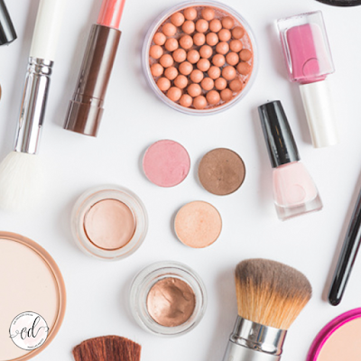 The Organized Dream: Fresh Faced Makeup Tips